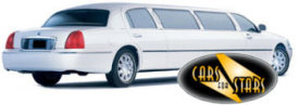 Limo Hire Plymouth - Cars for Stars (Plymouth) offering white, silver, black and vanilla white limos for hire